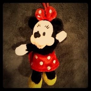 Vintage minnie mouse Keychain from Disneyland